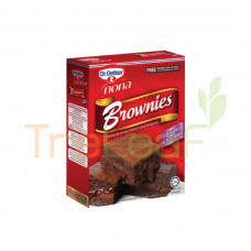 NONA BROWNIES DOUBLE CHOCOLATE 510GM