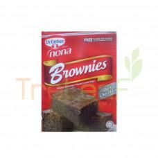 NONA BROWNIES DARK CHOCOLATE 510GM