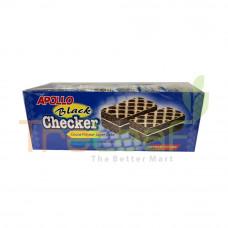 APOLLO BLACK CHECKER COCOA LAYER CAKE 18GM