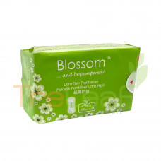BLOSSOM PANTYLINER ULTRA THIN 30'S
