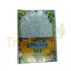 STATIONERY SBS A4 COLOUR BINDING SET 30S (SBS0091)