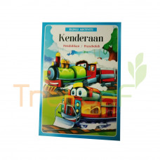 STATIONERY ACTIVITY BOOK SBS-0166