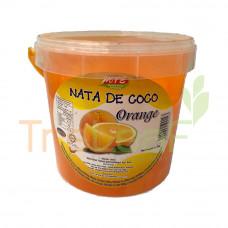 MTE NATA DE COCO ORANGE 1.5KG