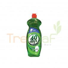 AFY HANIFF 40DAYS D/WASH PANDAN&LIME 900ML