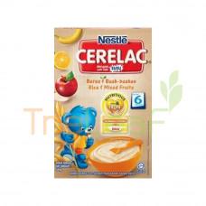 NESTLE CERELAC FE RICE MIX FRUITS 250GM