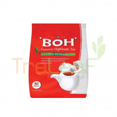 BOH TEA POTBAGS 80'S
