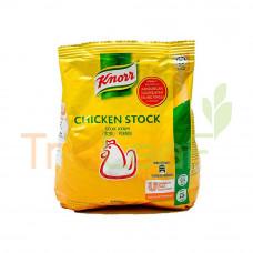 KNORR CHICKEN STOCK (500GX12)