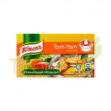 KNORR CUBE TOM YAM 6 FOC 2 CUP 60GM