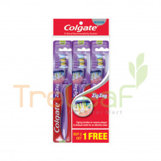 COLGATE T/B ZZ MED B2F1