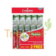 COLGATE T/B FRESH MEDIUM (1X12)BUY3+2