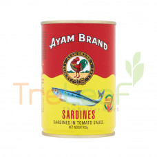AYAM BRAND SARDINES 425GM