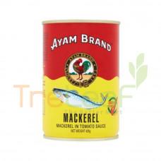 AYAM BRAND MACKEREL 425GM