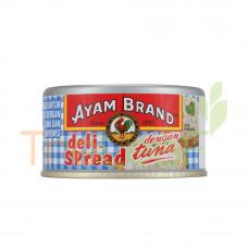 AYAM BRAND TUNA SPREAD 160GM