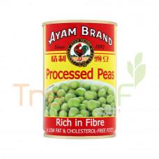 AYAM BRAND PROCESSED PEAS 425GM