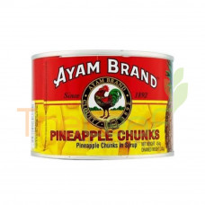 AYAM BRAND PINEAPPLE CUBES 454GM