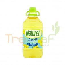 NATUREL CANOLA COOKING OIL (3KGX6)