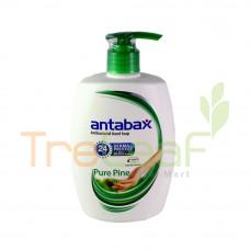 ANTABAX HAND SOAP PURE PINE YELLOW (450ML)
