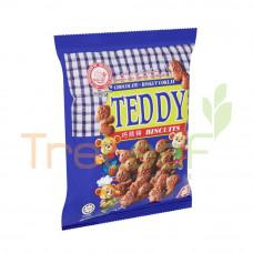 HUP SENG BISCUIT CHOCOLATE TEDDY N/P (120GX24)