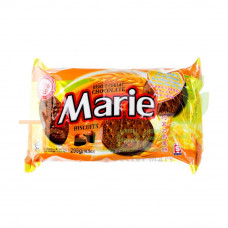 HUP SENG BISCUIT CHOCOLATE MARIE  (298GX12)