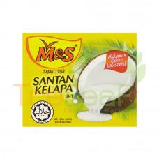 M&S COCONUT MILK (200MLX24)