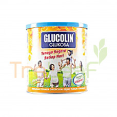 GLUCOLIN ORANGE WITH CALCIUM & VITAMIN D (420GM)