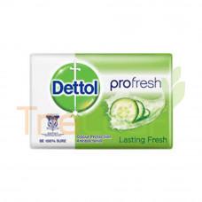 DETTOL BAR SOAP LASTING FRESH (105GM)3+1