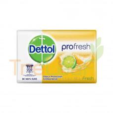 DETTOL BAR SOAP FRESH (105GM)3+1