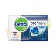 DETTOL BAR SOAP ACTIVE  (105GM)3+1