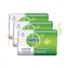 DETTOL BAR SOAP ORIGINAL 65GM