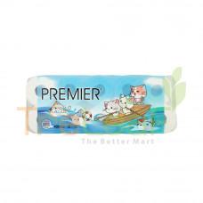 PREMIER TOILET ROLL KITTY WHITE COLOUR (400'SX10)