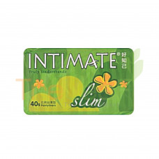 INTIMATE SLIM P/LINER FREE 20S