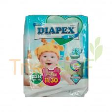 DIAPEX EASY XXL14 SIZE CONVENIENCE RM11.30