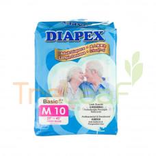 DIAPEX ADULT DIAPER BASIC M