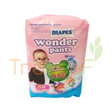 DIAPEX WONDER PANTS XL10 RM9.50
