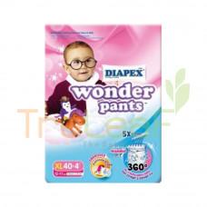 DIAPEX WONDER PANTS SUPER JUMBO PACK XL