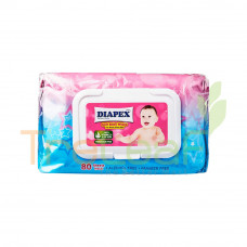 DIAPEX SOFT BABY WIPES