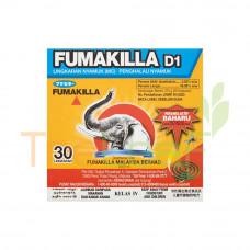 FUMAKILLA COIL CONV PACK 30'S