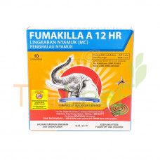 FUMAKILLA 12HR JUMBO COILS PACK (10'SX80)