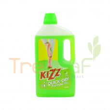KIZZ FLOOR CLEANER APPLE (2LX6)