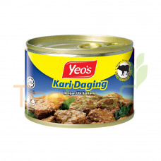 YEO'S BEEF CURRY 155GM