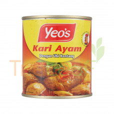 YEO'S CHICKEN CURRY 280GM