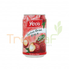 YEO'S LYCHEE CAN 300ML