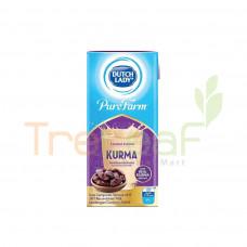 DUTCH LADY UHT MILK PURE FARM KURMA (200ML)