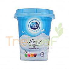 DUTCH LADY LOW FAT YOGHURT NATURAL 140GM