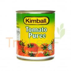 KIMBALL TOMATO PUREE 215GM
