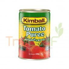 KIMBALL TOMATO PUREE 430GM