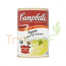 CAMPBELL CREAM OF CHICKEN 420GM