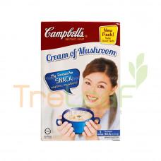 CAMPBELL CREAM OF MUSHROOM 21.1GM 3'S
