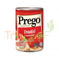 PREGO TRADITIONAL TOMATO PASTA SAUCE 300GM