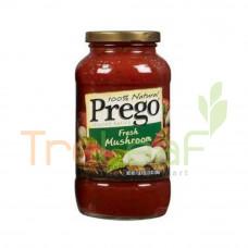 PREGO PASTA SAUCE  FRESH MUSHROOM 680GM